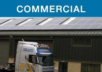 Solar power solutions for commercial organisations