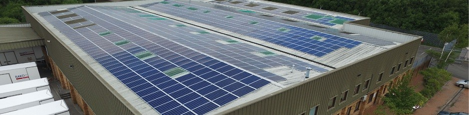 commercial solar panels for uk businesses mypowercommercial solar panels