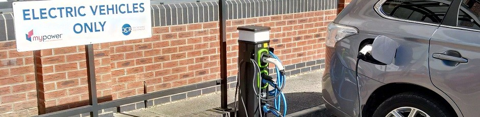 Install Electric Car Charger Cheltenham Gloucestershire