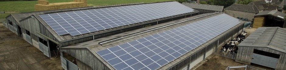 Solar Panels For Agricultural Buildings Mypower